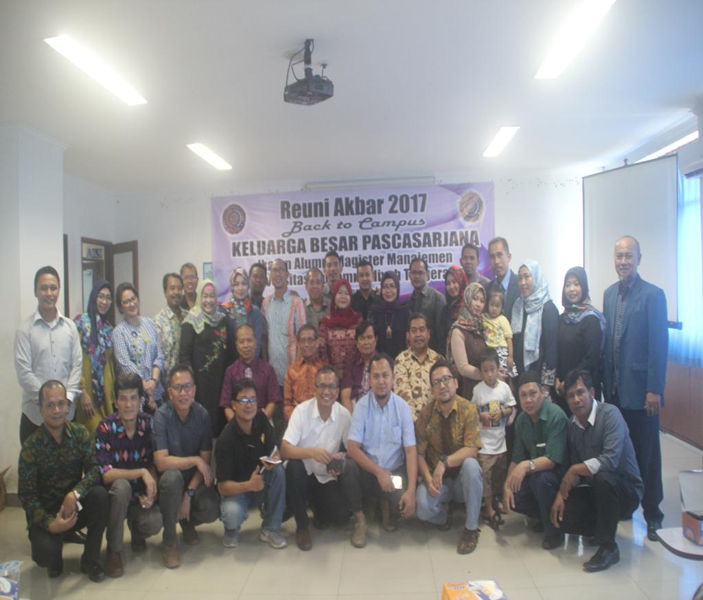 Reuni Akbar Pascasarjana MM Angkatan I-X