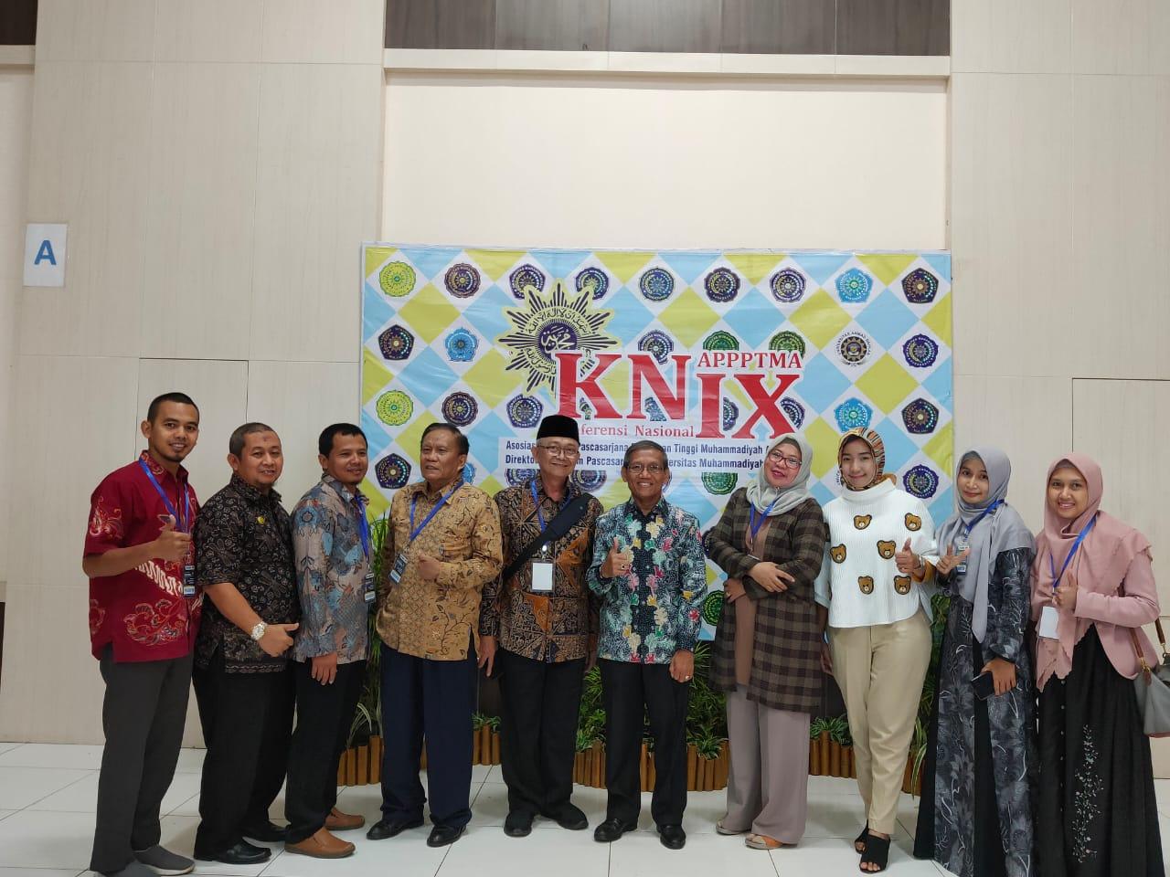 Konferensi Nasional APPPTMA Ke-9