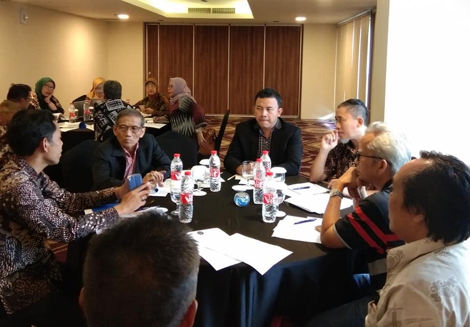 Rapat Kerja Pengurus APPPTMA 2019-2021