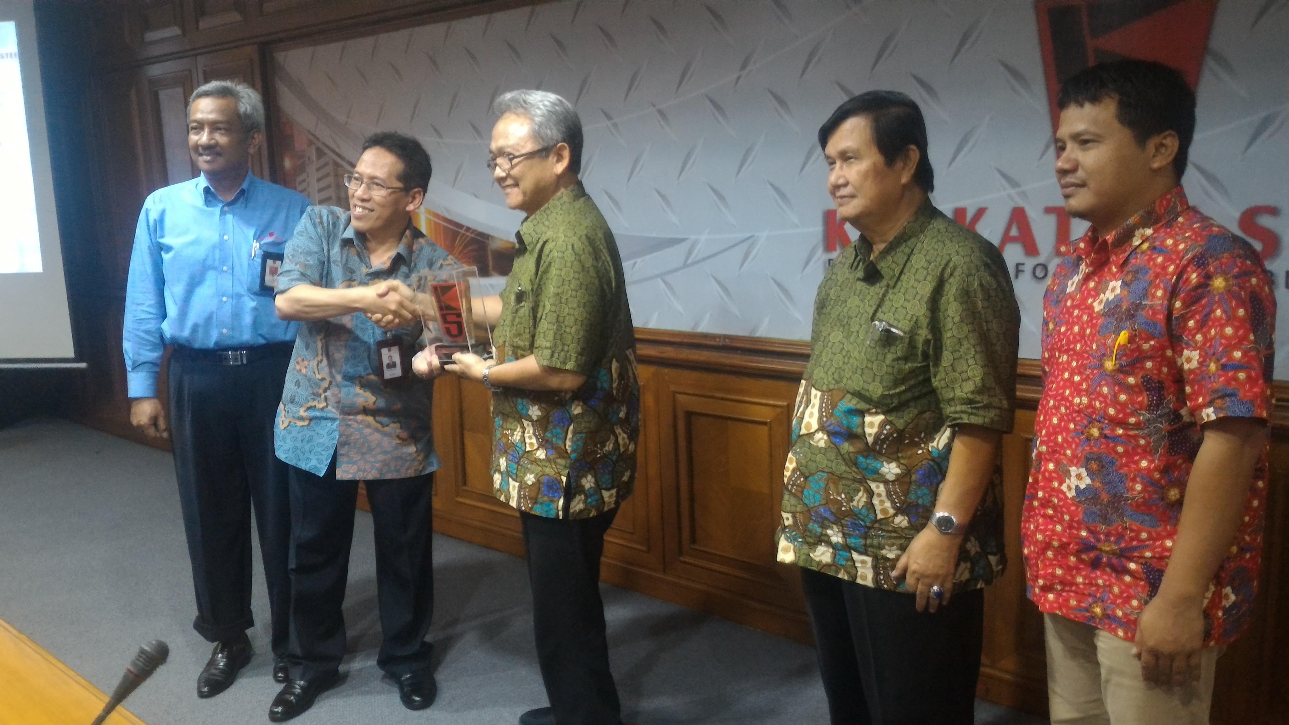 Kerjasama MM & Manajemen PT. Krakatau Steel